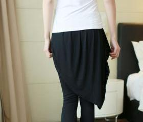 Slim Skirt Leggings
